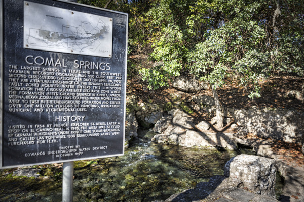 Assignment - Comal Springs - Linda Knox