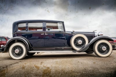 """1931 Lincoln"" Ralph Nordenhold"