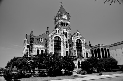 """Victoria Courthouse"" Mike Smeltzer"