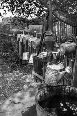 Fill'er Up by Jerry Kloehr