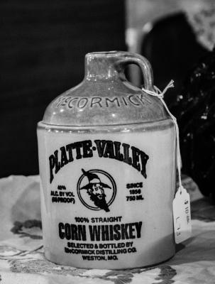 Corn Whiskey by Ralph Nordenhold