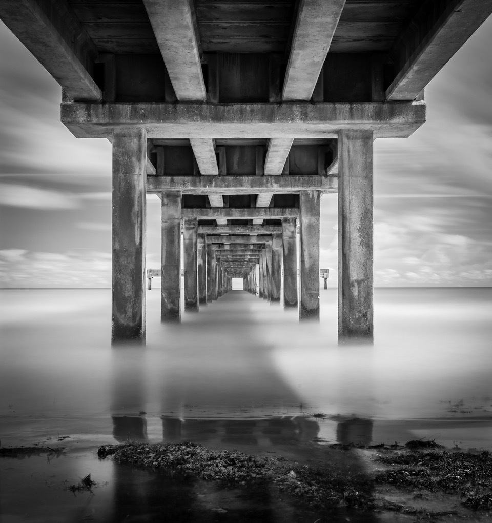 """Port Aransas Pier"" by Scott Stevens"