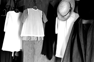 Amish Wardrobe by Melissa Onks